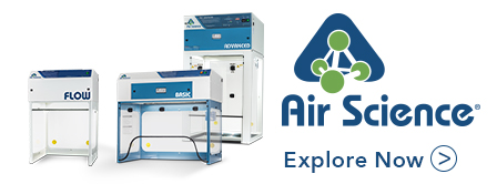 Air Science Ductless Fume Hoods